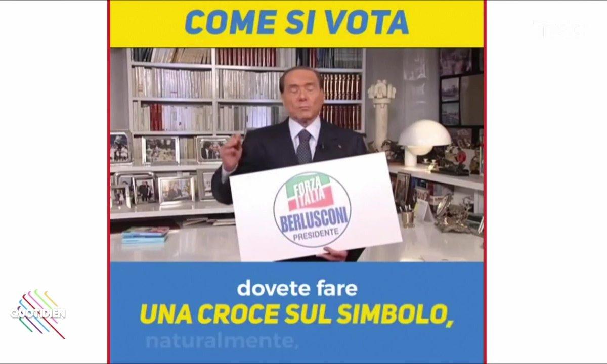 L'image du jour de Yann Barthès : Berlusconi, l'éternel retour