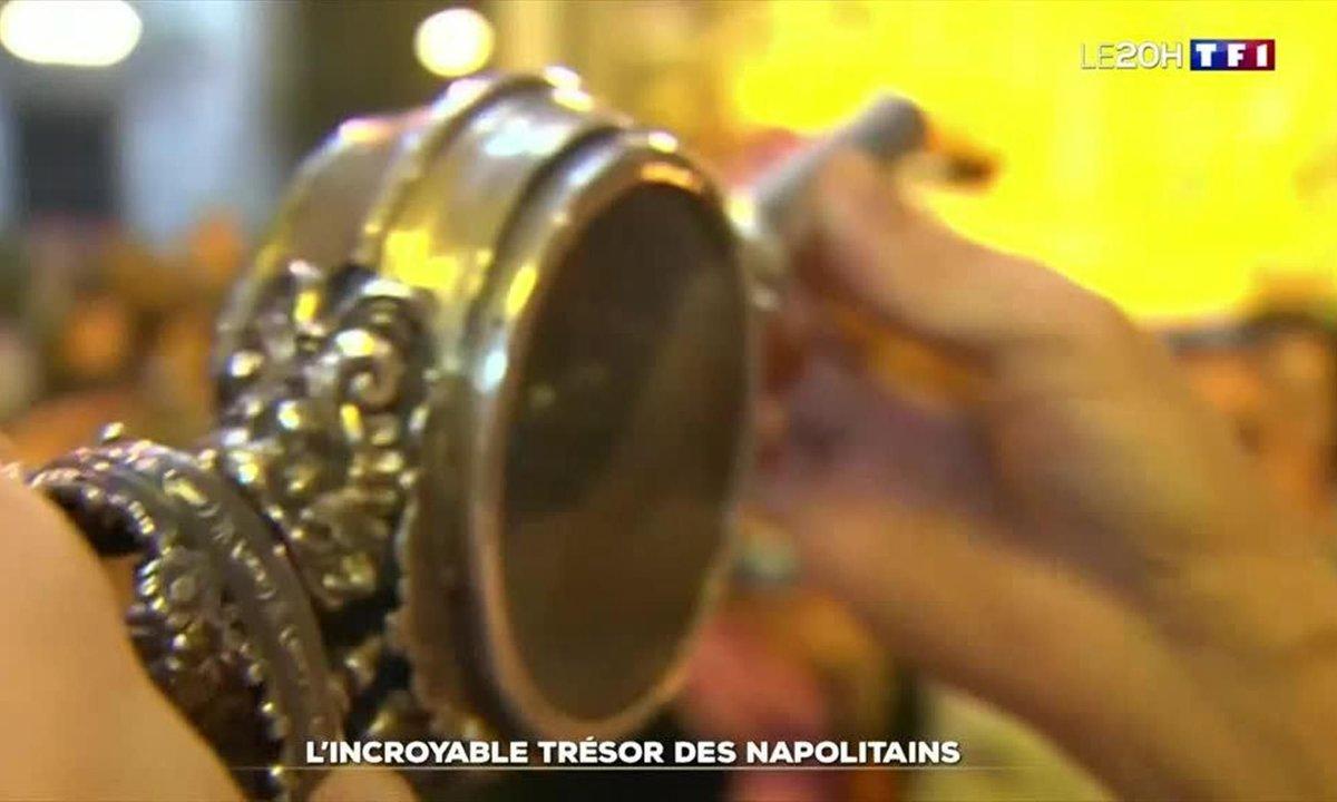 L'incroyable trésor des Napolitains