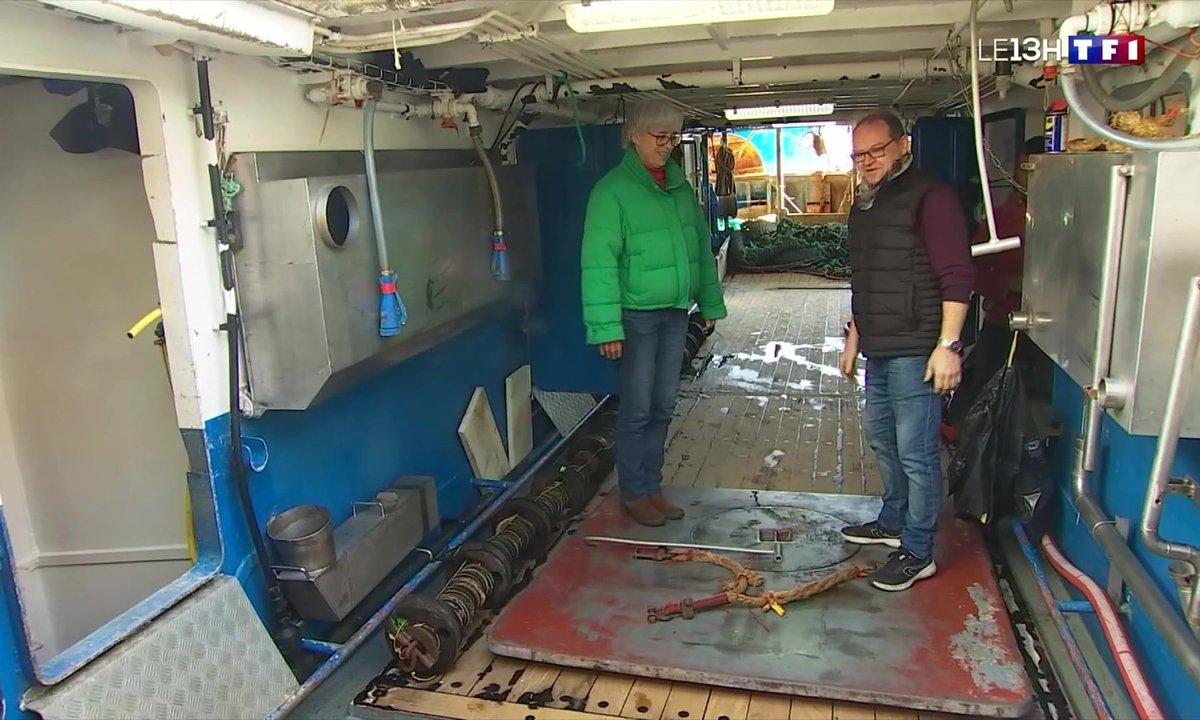 L'indignation des pêcheurs au large sur les prix des poissons