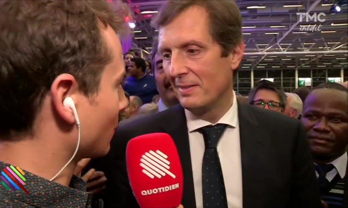 Balkani au meeting de Fillon : Boulet ou soutien ?