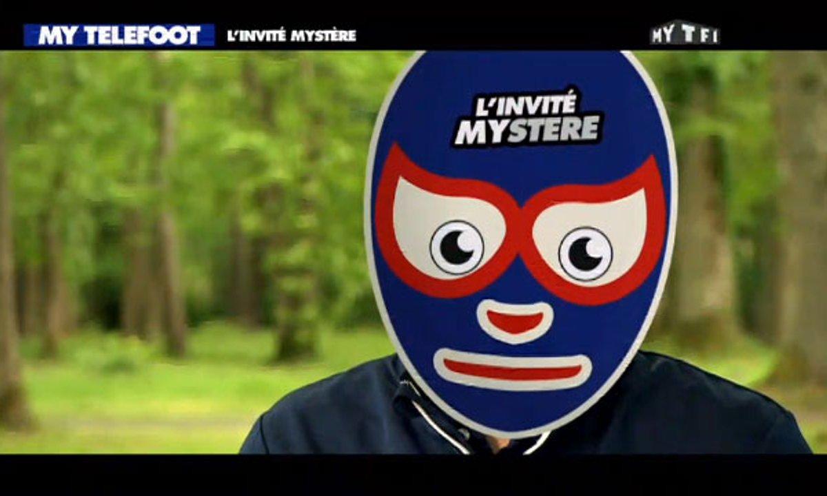 MyTELEFOOT - L'invité mystère du 1er juin 2014