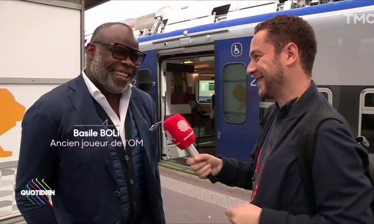L'avant-match OM/Atletico : le match rêvé de Basile Boli
