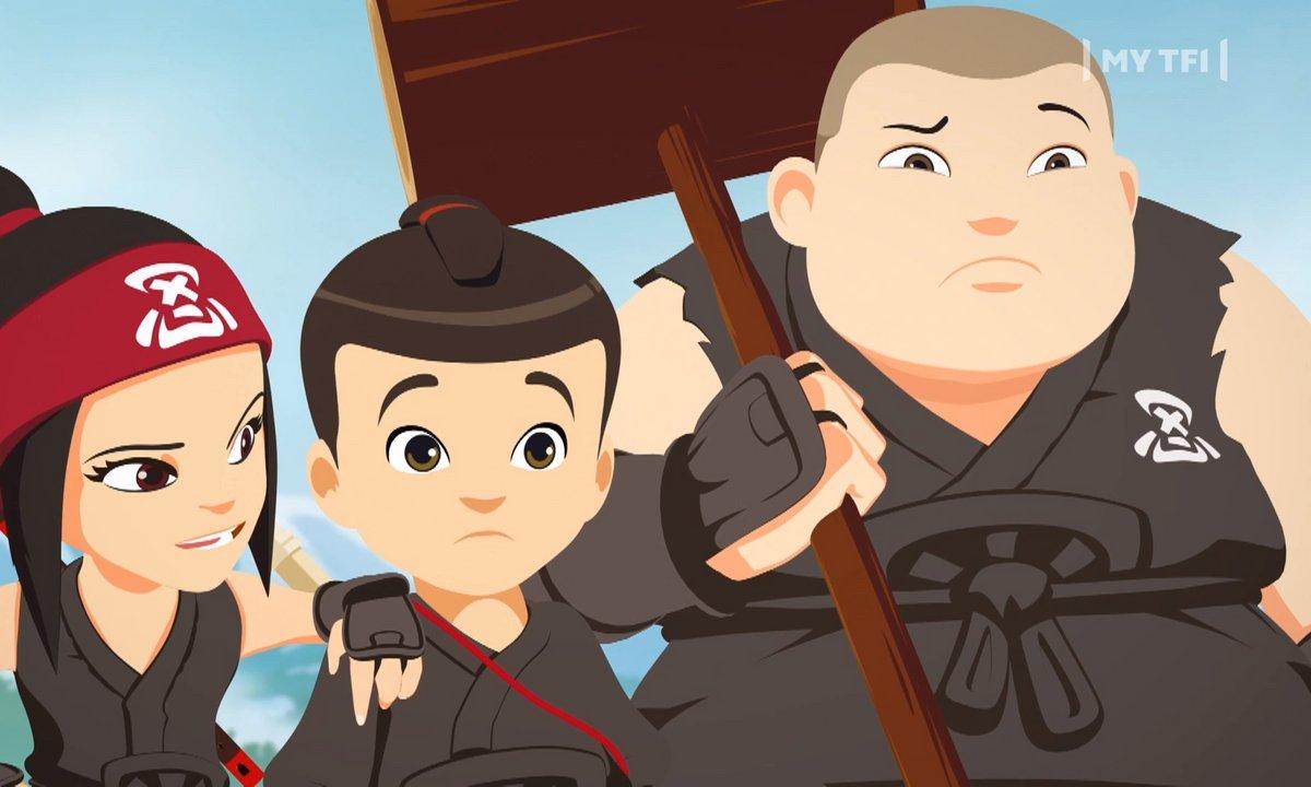Mini Ninjas - S02 E32 - L'Ombre d'un Doute