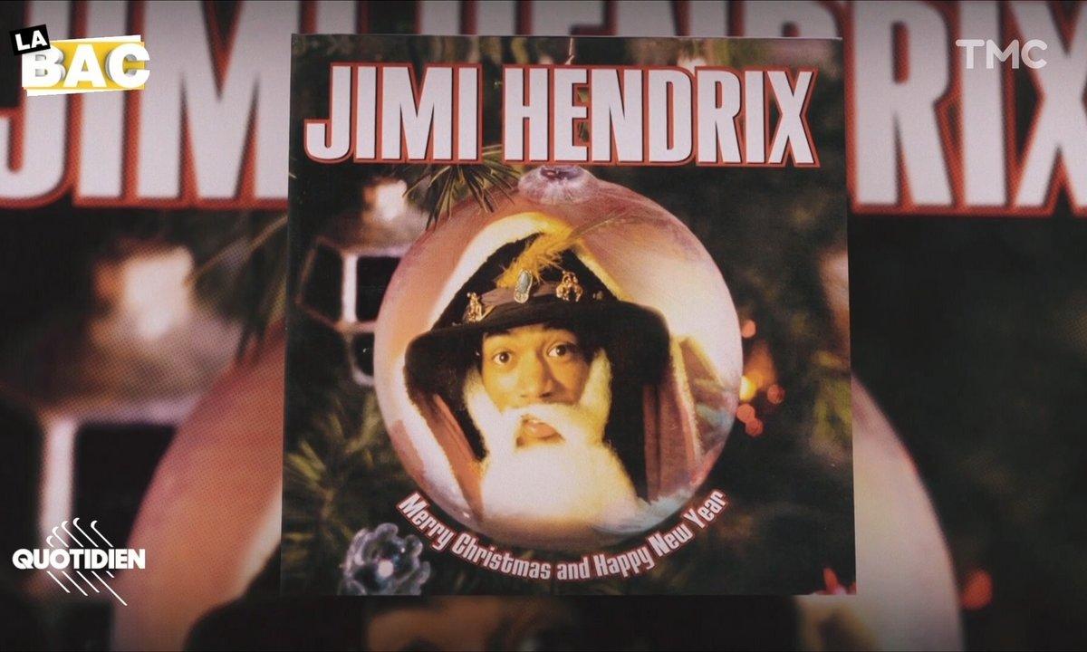 La BAC : de Jimi Hendrix à Tino Rossi, l'incontournable album de Noël