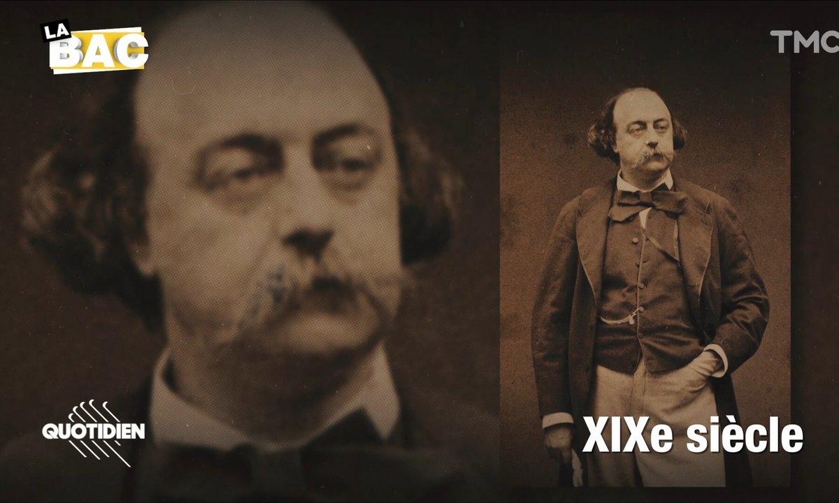 La BAC : Gustave Flaubert et le bovarysme