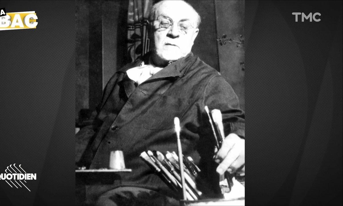 La BAC : Henri Matisse, plus que jamais d'actualité
