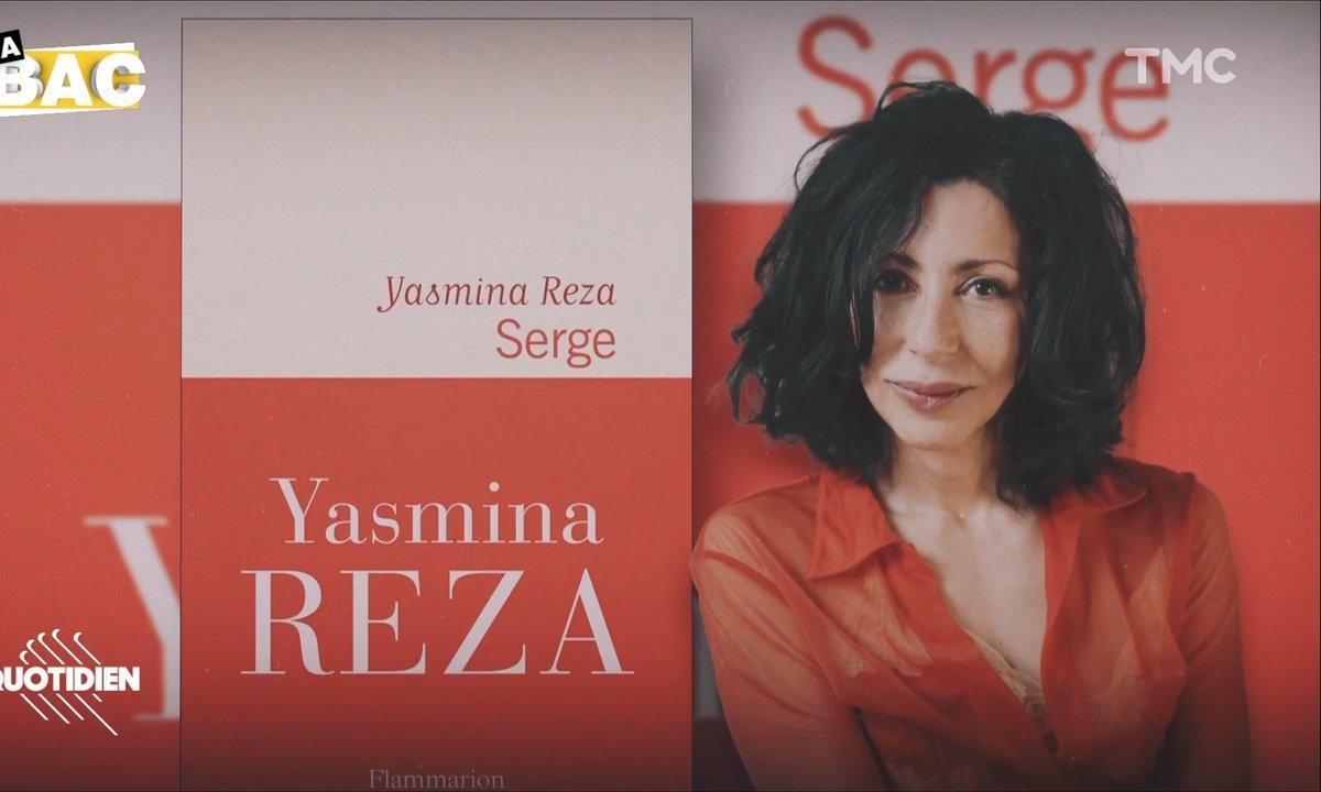 """La BAC : il faut absolument lire """"Serge"""" de Yasmina Reza"""
