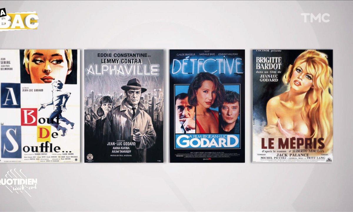 """La Bac : Jean-Luc Godard arrive sur Netflix, l'occasion de (re)découvrir la """"Nouvelle vague"""""""