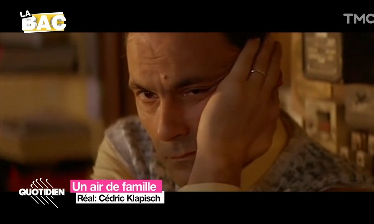 La BAC: Jean-Pierre Bacri, c'était ça