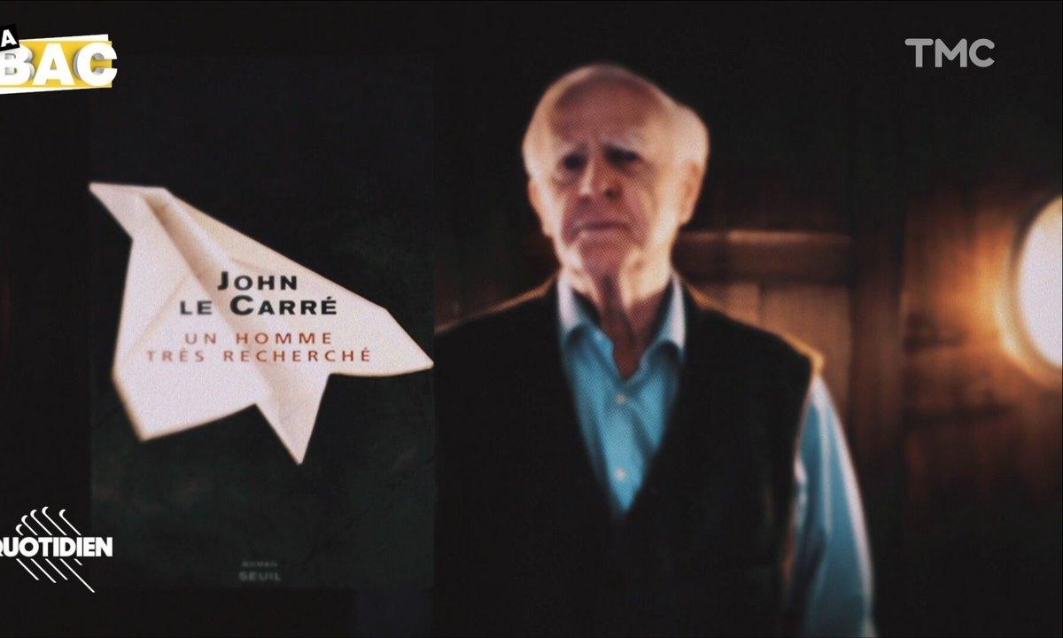 La BAC: John le Carré, l'espion devenu écrivain