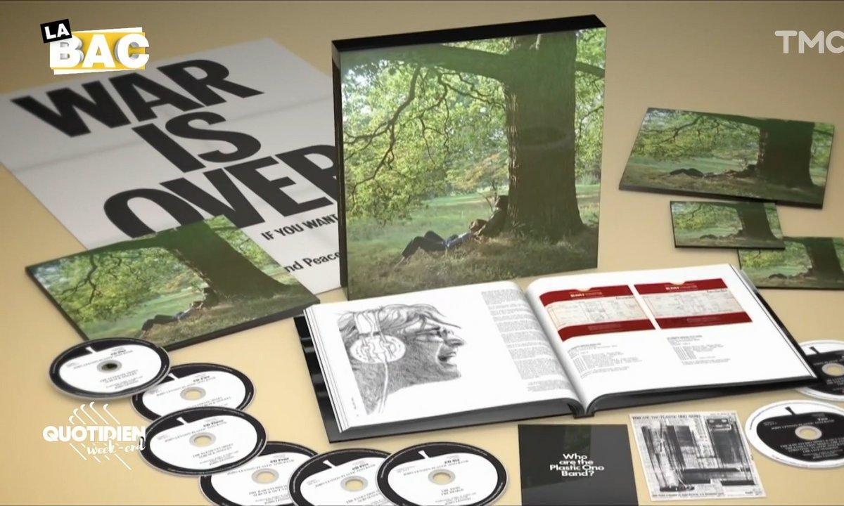 """La BAC : """"John Lennon Plastic Ono Band"""" en coffret collector, la caverne d'Ali Baba du parfait fan"""