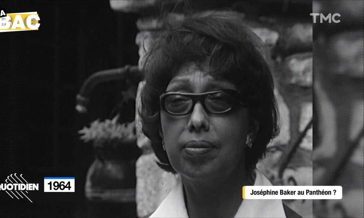 La BAC : Joséphine Baker, bientôt au Panthéon ?