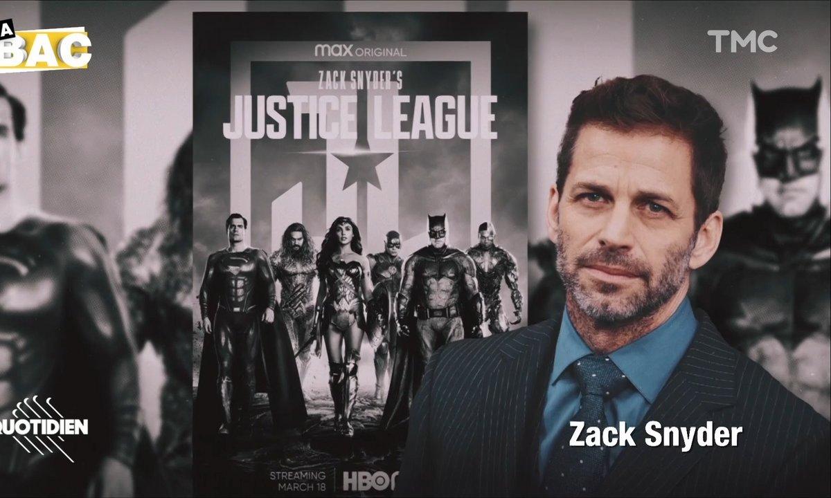 """La BAC - Justice League : le """"Snyder's  Cut"""" qui a tout changé"""