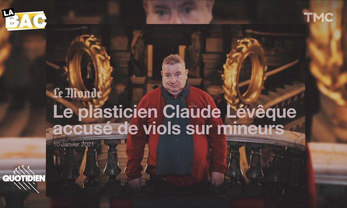 La BAC: l'artiste Claude Levêque accusé de pédophilie