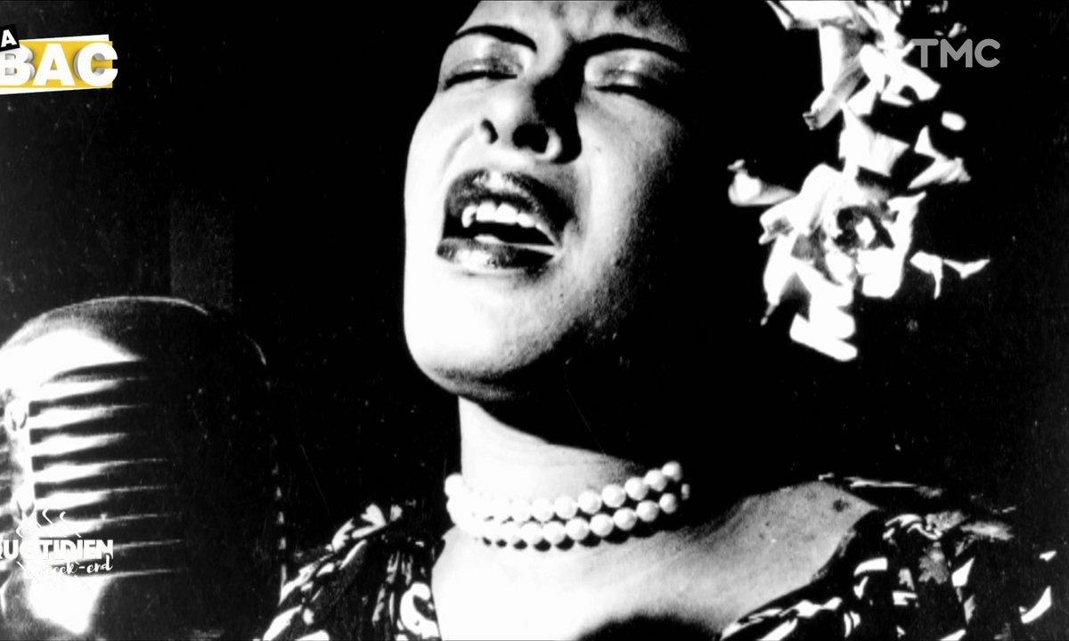 La BAC : le destin tragique de Billie Holiday