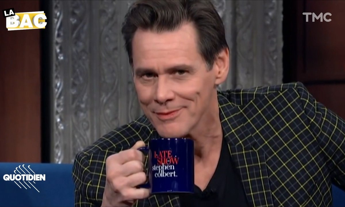 La BAC : les mémoires flous de Jim Carrey