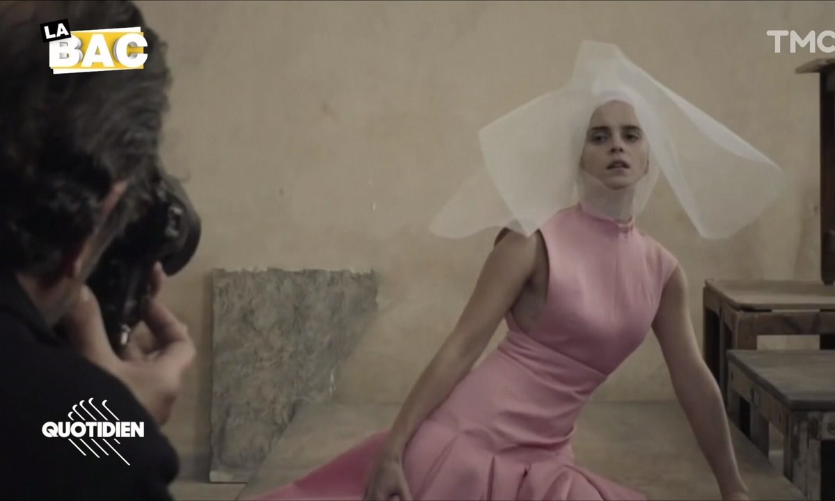 La BAC : Paolo Roversi, l'artiste-peintre de la photographe de la mode