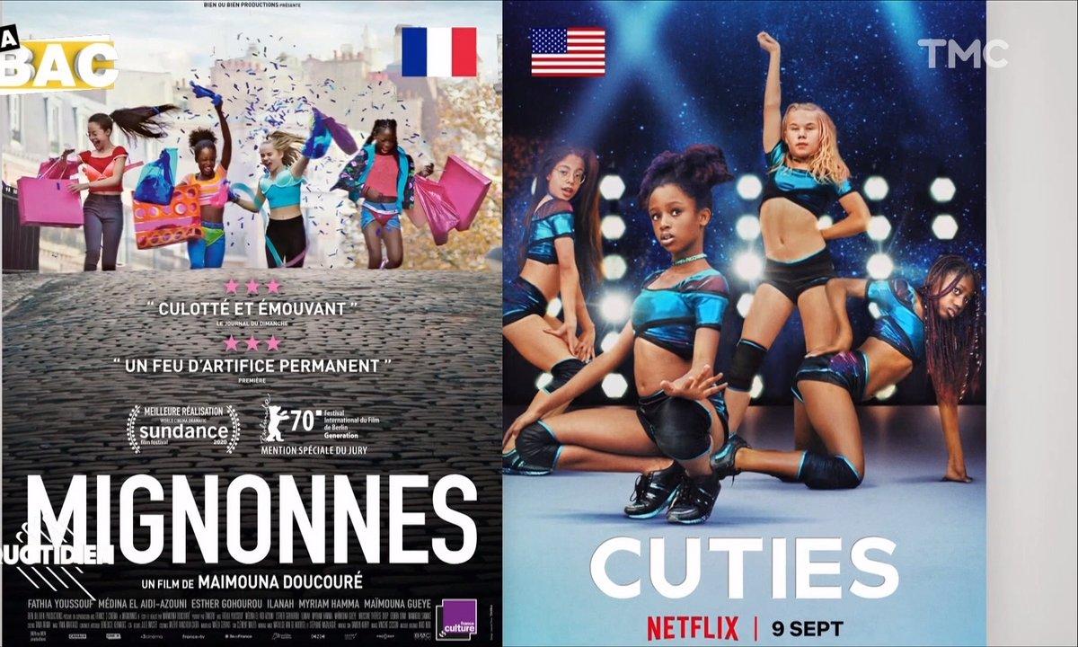 La Bac : polémique autour du film « Mignonnes », l'indignation à deux vitesses des États-Unis