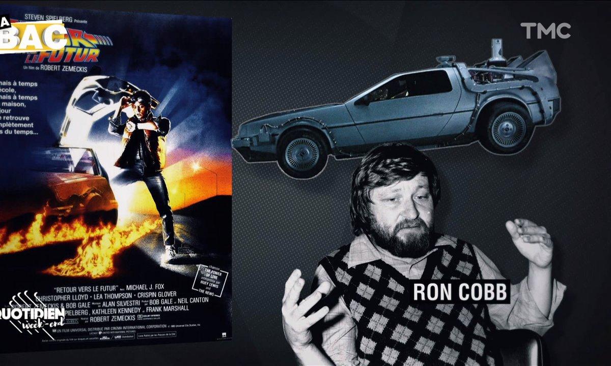 La BAC : Ron Cobb, le chef décorateur sans qui Star Wars et Retour vers le Futur n'aurait jamais vu le jour