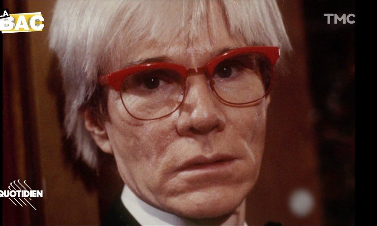 La BAC : tout Andy Warhol en un livre