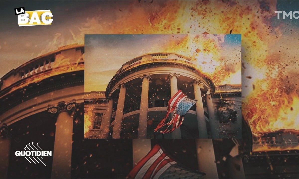 La BAC - Washington attaqué: quand le cinéma devient réalité