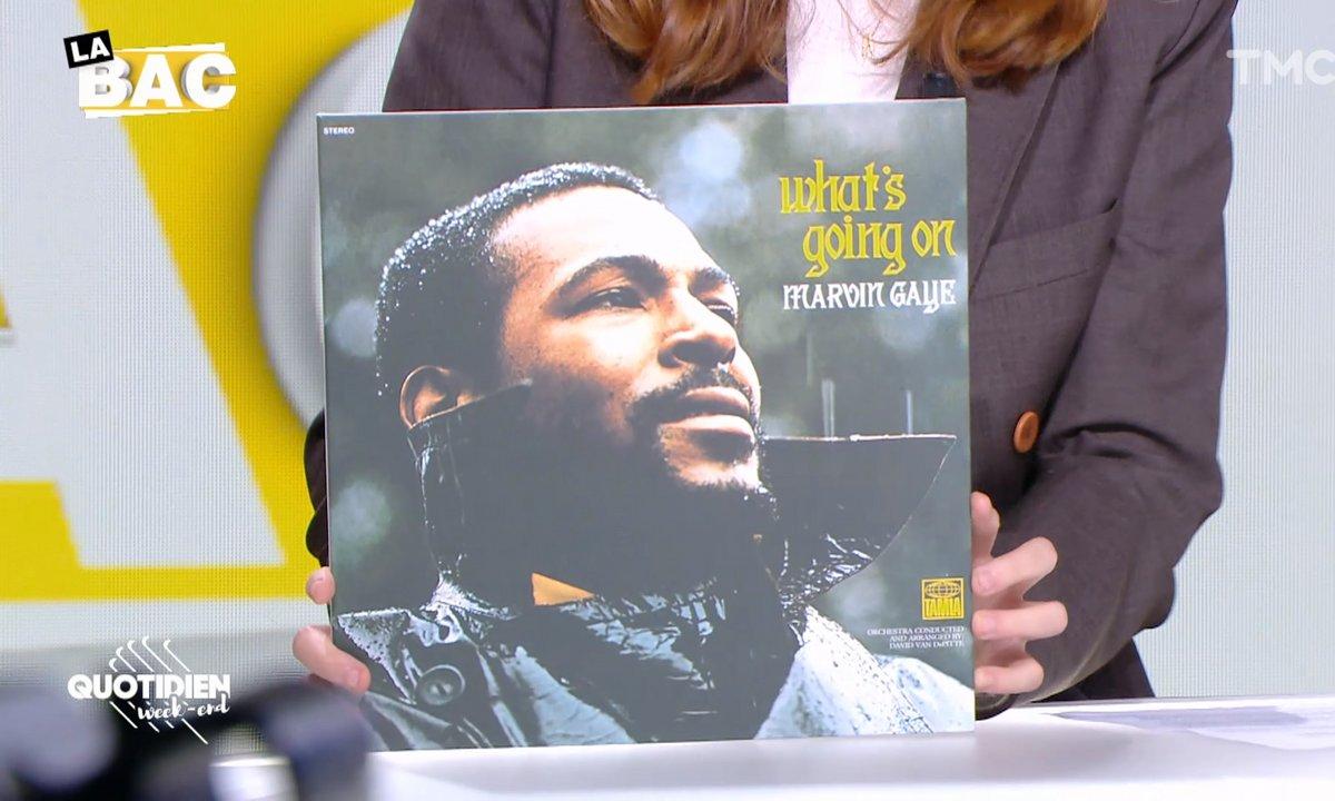 """La BAC : """"What's going on"""" de Marvin Gaye sacré meilleur album de tous les temps"""