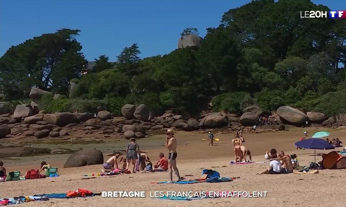 La Bretagne, les Français en raffolent