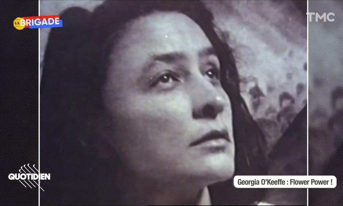 La Brigade : Georgia O'Keeffe s'expose au Centre Pompidou