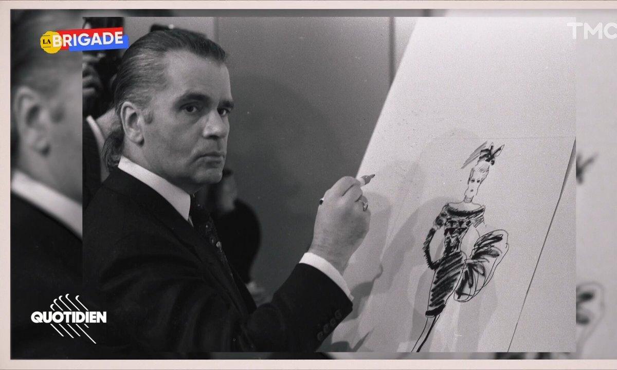 La Brigade : Karl Lagerfeld, la fin du mystère