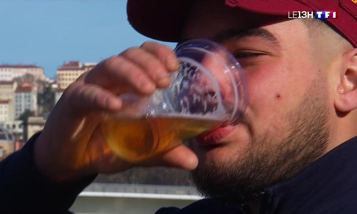 La consommation d'alcool limitée à Lyon pour éviter les apéros improvisés