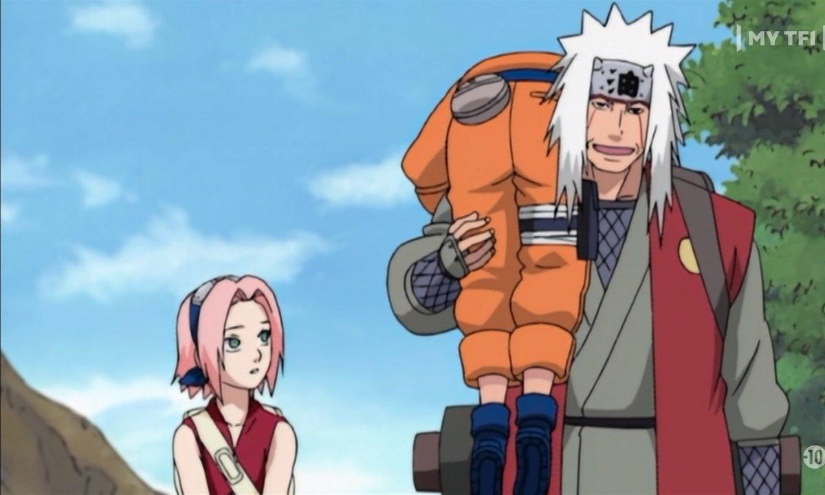 Naruto - Episode 141 - La Décision de Sakura