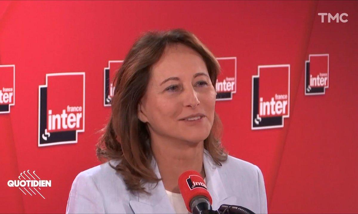 La défense lunaire de Ségolène Royal après l'enquête de Radio France