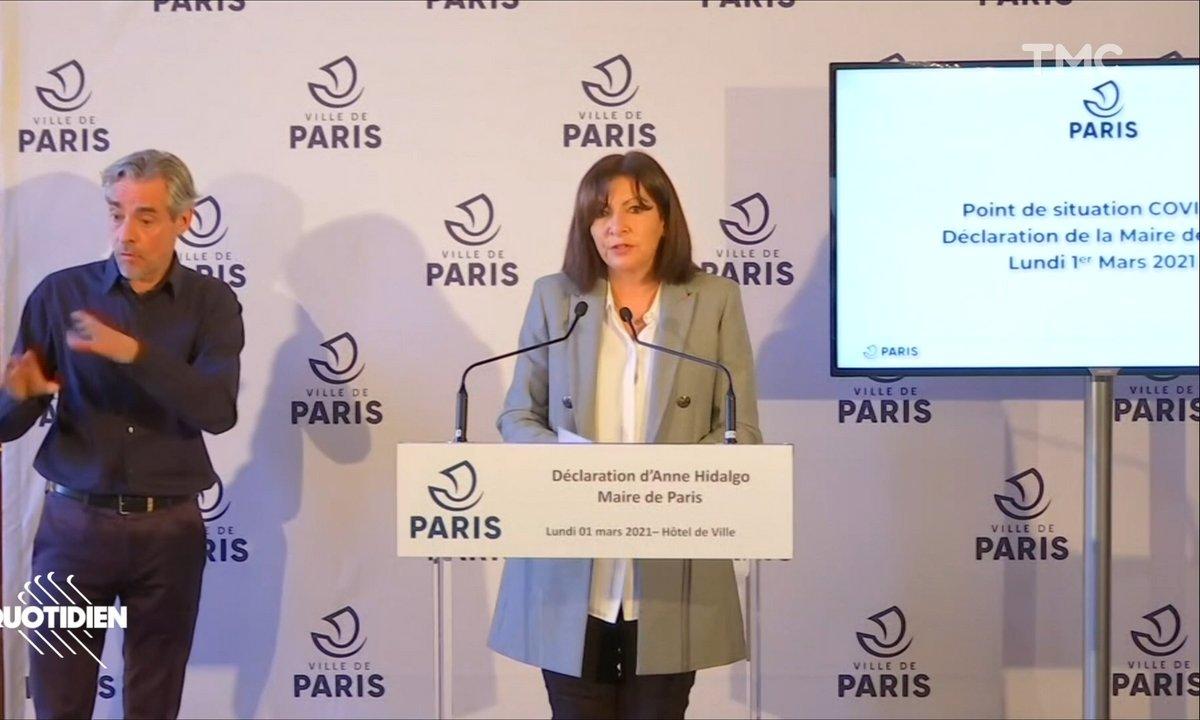 """La définition du """"courage"""" par la mairie de Paris"""