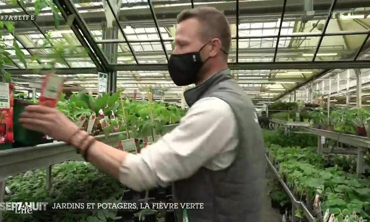 La fièvre verte ou le boom des jardins et des potagers