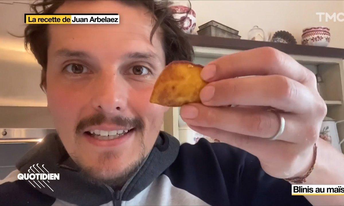 La recette de Juan Arbelaez: l'apéro parfait
