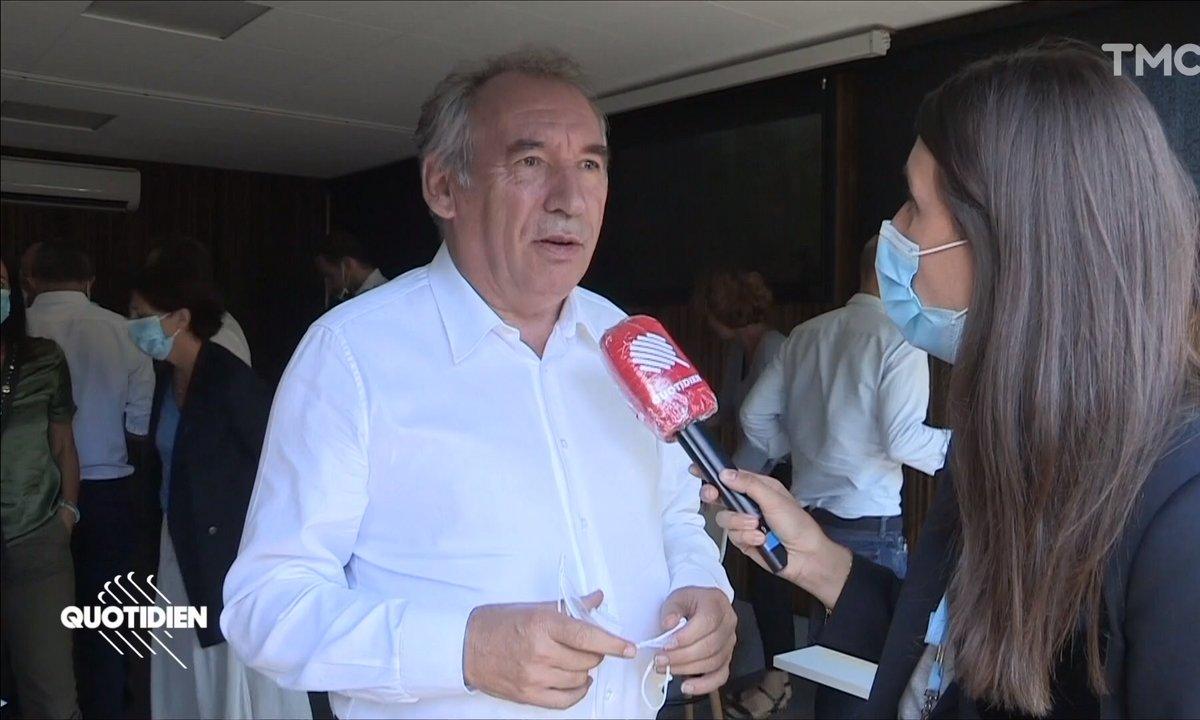 """La grosse opération """"Draguons François Bayrou"""" du gouvernement"""