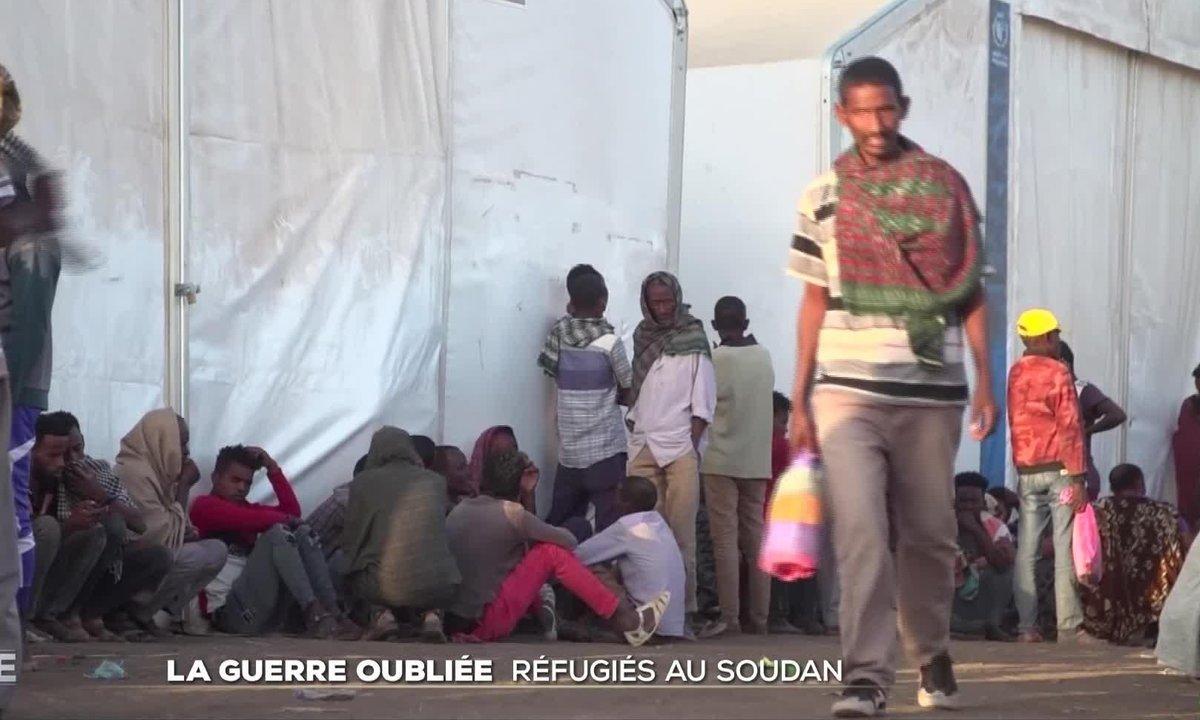 La guerre oubliée : réfugiés au Soudan