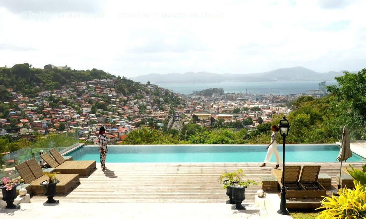 La Martinique : escale chic et branchée aux Antilles