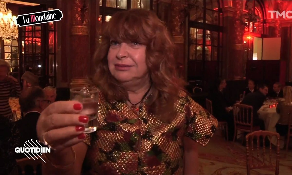 La Mondaine s'invite au gala Franco-Russe