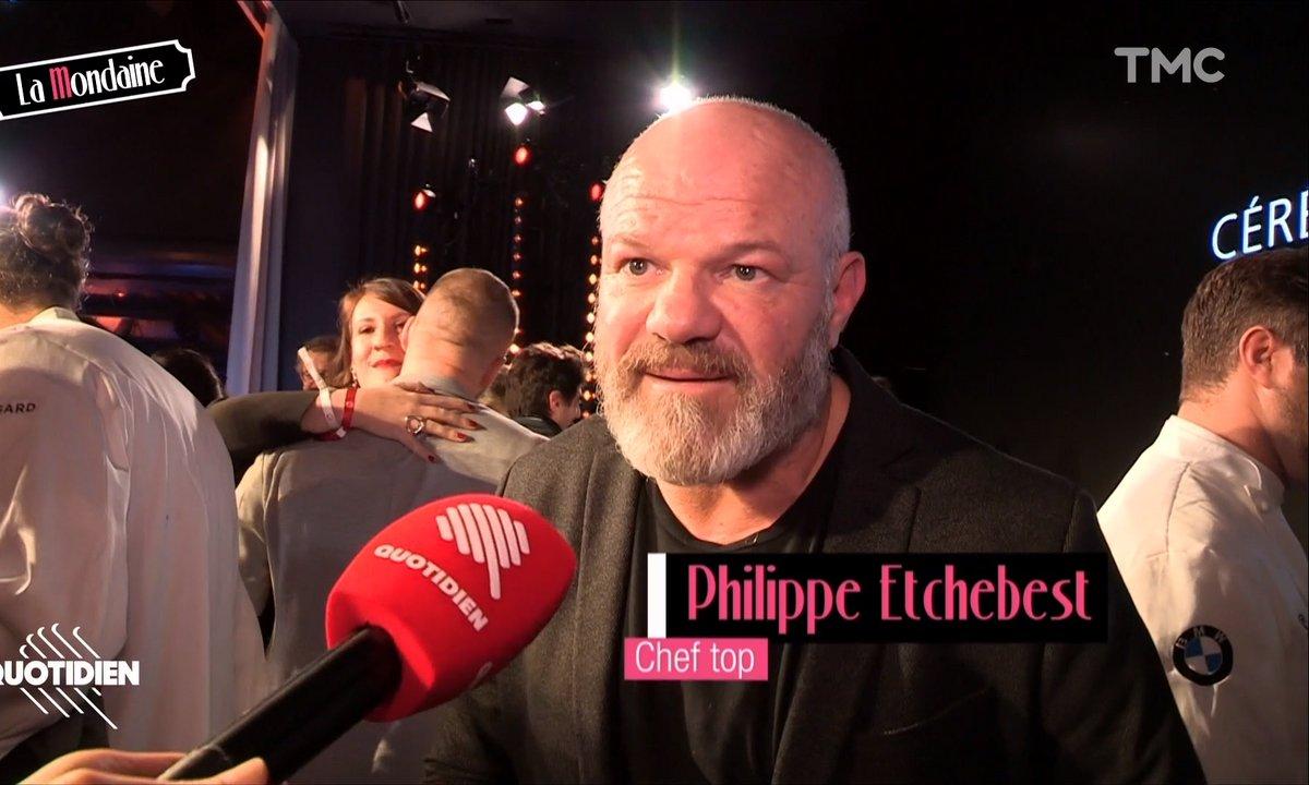 La Mondaine s'invite au gala Michelin
