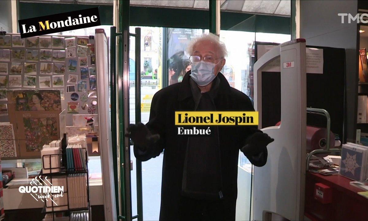 La Mondaine part à la rencontre d'Hervé Le Tellier, prix Goncourt 2020