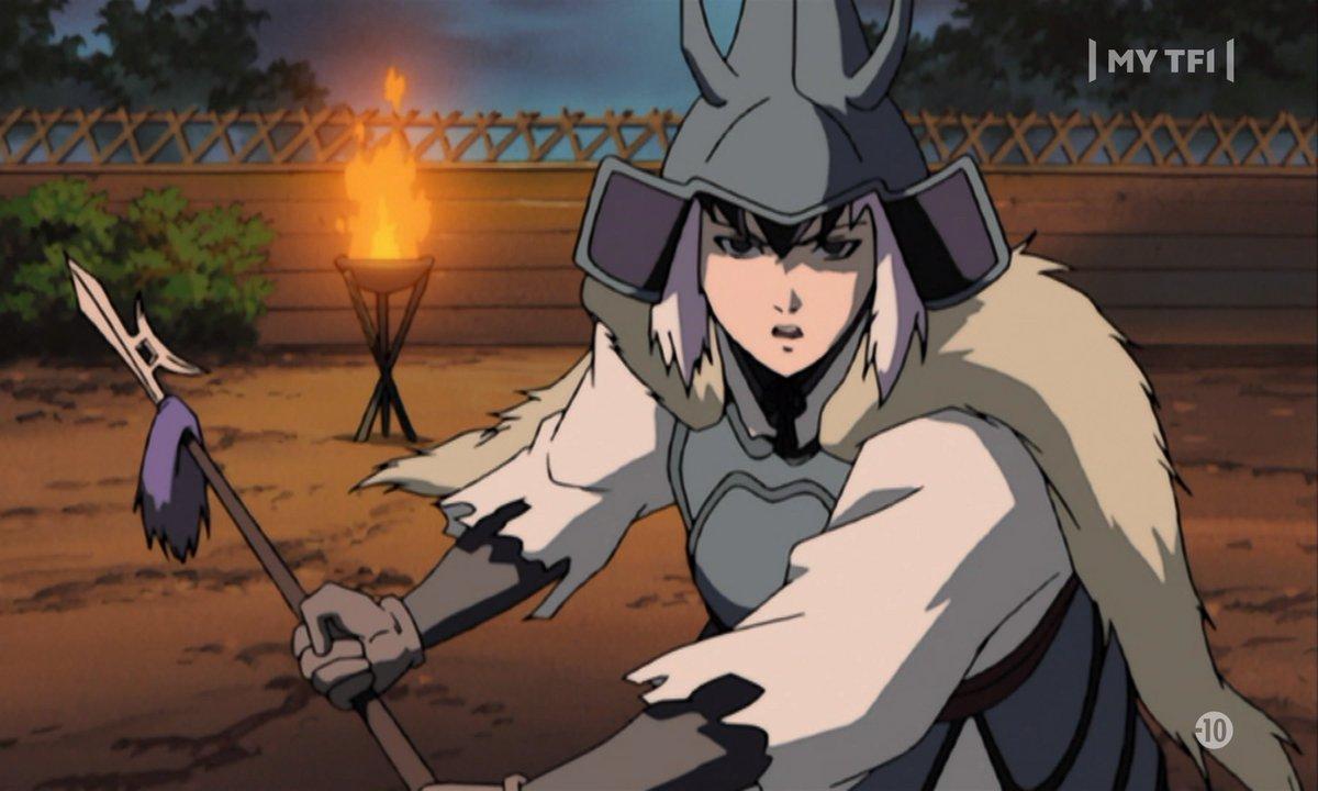 Naruto - Episode 166 - La montre arrêtée