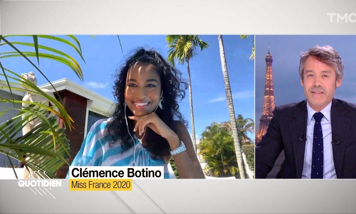 La playlist de confinement de Clémence Botino, Miss France 2020