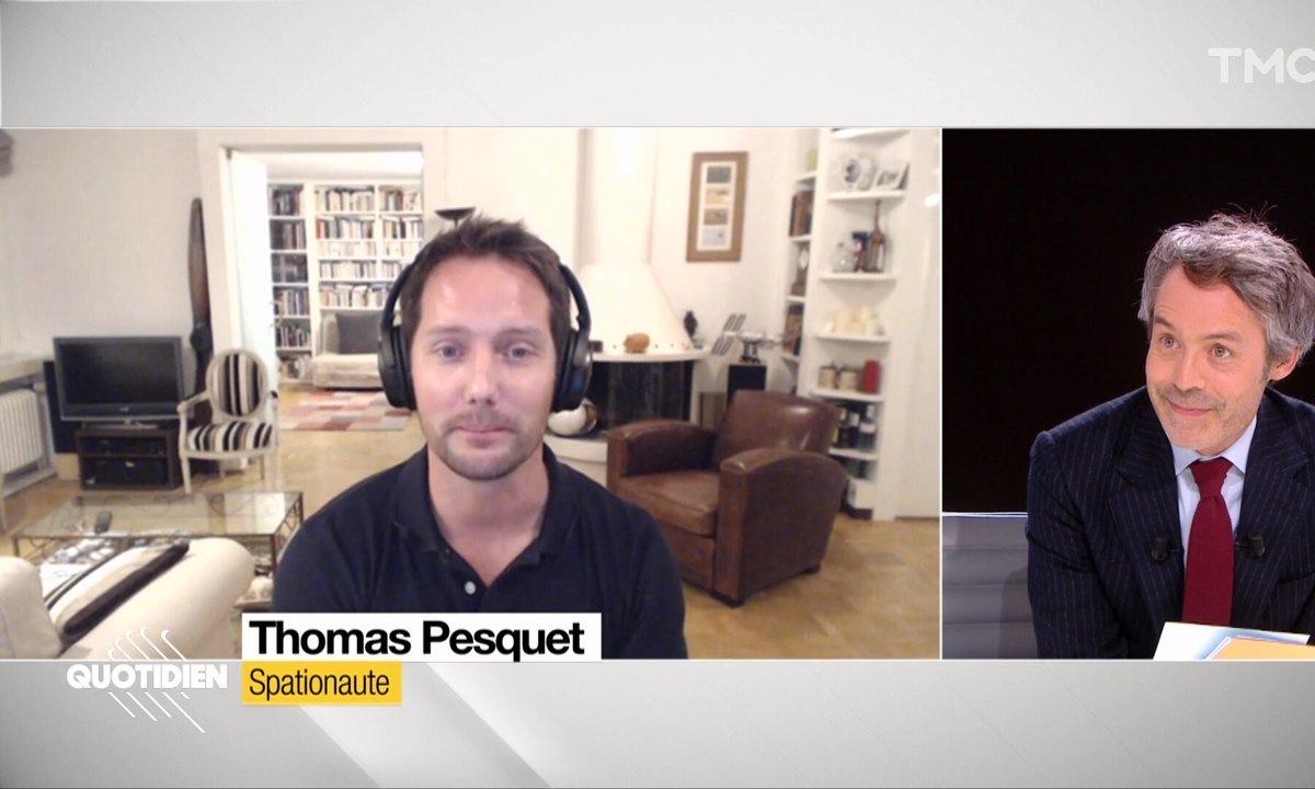 La playlist spécial Confinement de Thomas Pesquet