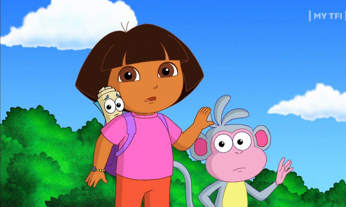 Dora l'exploratrice - S07 - La première chasse au trésor de Little Map