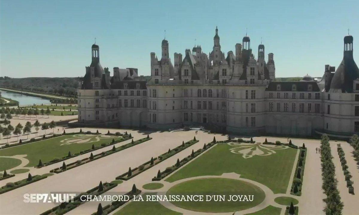 La renaissance de Chambord, le joyau de la Loire