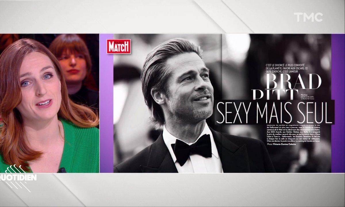 La revue de presse d'Alison Wheeler : Brad Pitt sexy MAIS seul, heureusement il y a les prostituées russes
