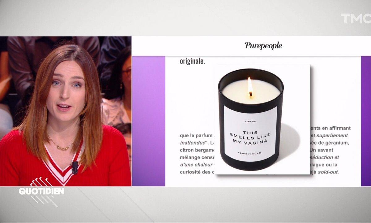 "La revue de presse d'Alison Wheeler : les bougies ""odeur vagin"" de Gwyneth Paltrow"