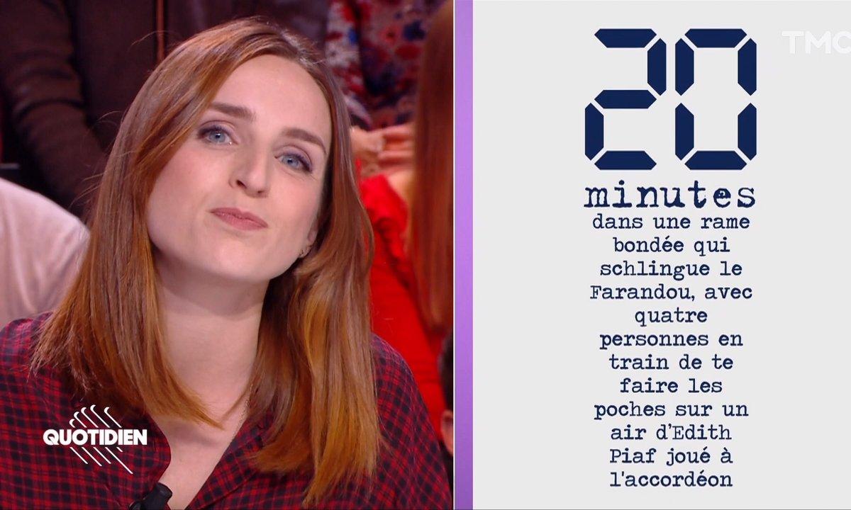 La revue de presse d'Alison Wheeler : TGV, la comédie qui déraille, retraite à poils et un burger en décomposition