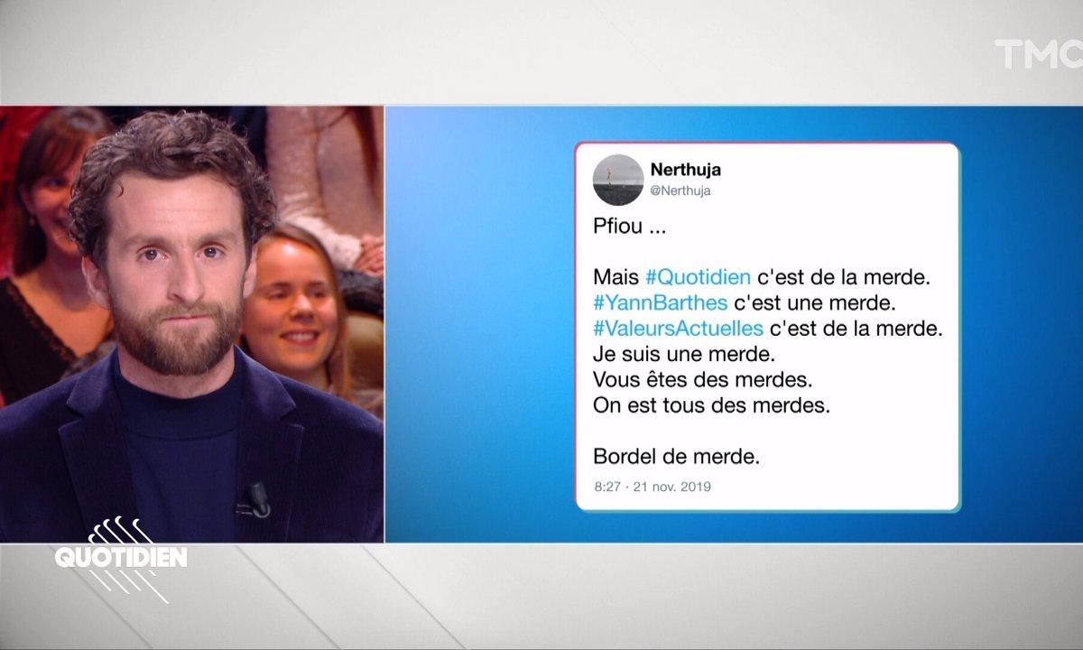 La revue de presse des haters : Brigitte Macron, Mask Singer et le Père Noël (Pablo Mira)